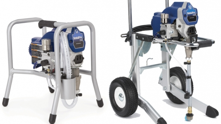 Graco S Rentalpro Airless Paint Sprayers Rental Equipment