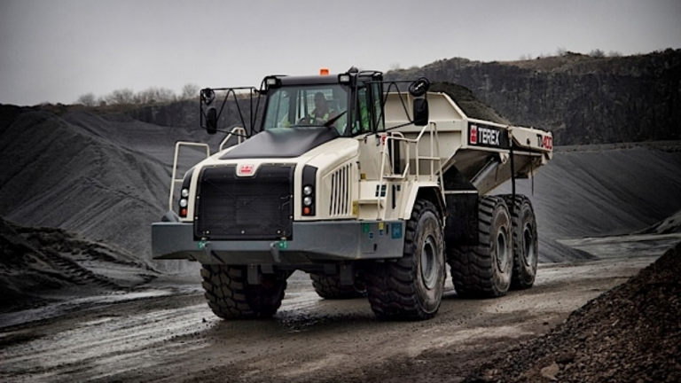 Product Of The Week Terex Ta300 And Ta400 Articulated Haulers Rental Equipment Register