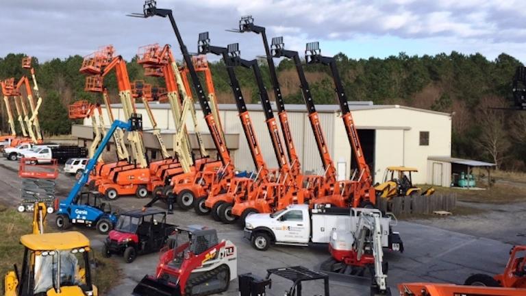 H E Equipment Services Opens Savannah Ga Branch Rental Equipment Register