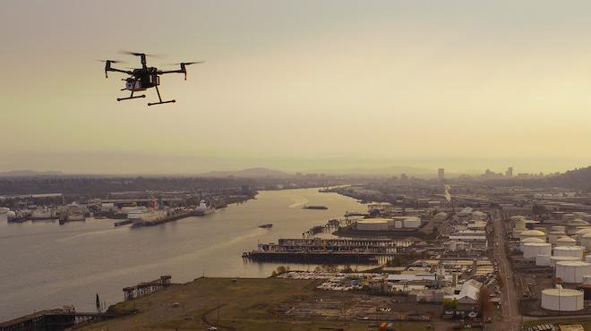 Skyward Drone Nw Industrial