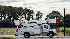 Great Linetruck Photo