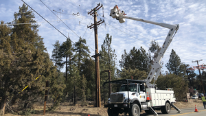 BVES first tested the wire with a 10,000-ft installation pilot in a high-fire-risk area of its service territory in the fall of 2019.
