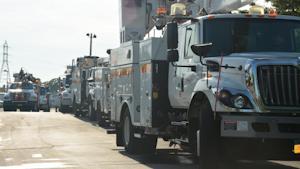 Pseg Long Island Trucks