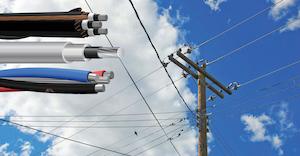 Distribution Line Wire Splices Image