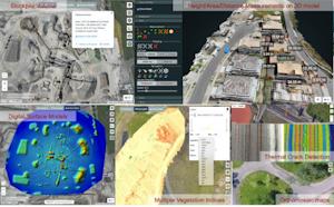 Drone Inch New Analytics