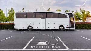 Electric Bus Oleksander Filon