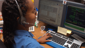 Duke Energy Call Center Employee 02