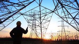 Energy Transmission Substation Getty Zhengzaishuru
