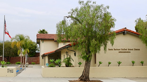 Santa Barbara schools in Santa Barbara, California, are located at the very end of a single transmission line pathway that winds through mountainous landscapes prone to fire, earthquakes and heavy rains.