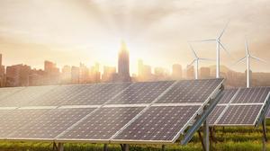 Wind Solar City