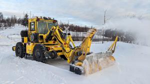 Pettibone Speed Swing Creep Drive(snowblower)
