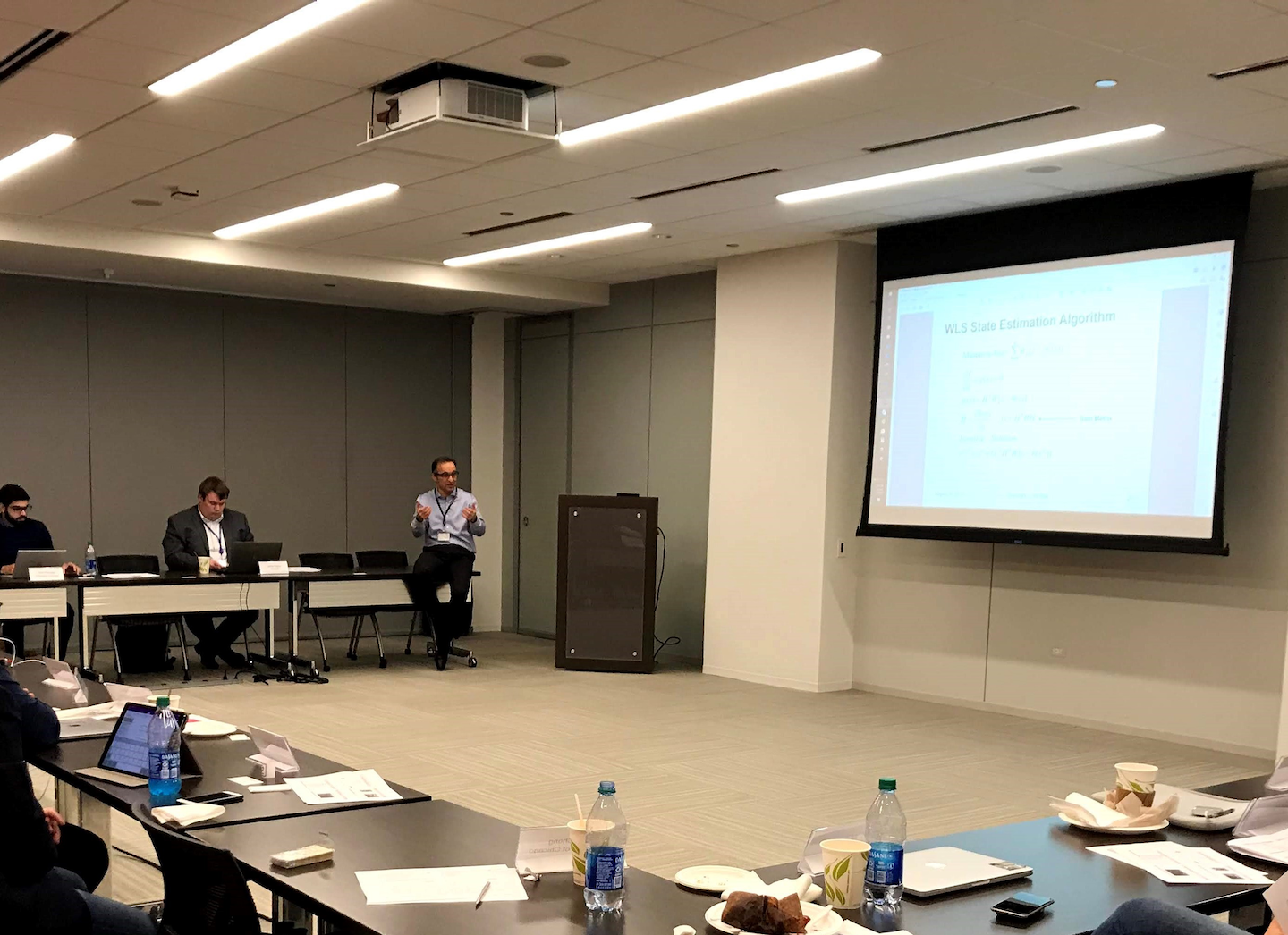 ComEd cohosted a workshop that brought together a dozen leaders in quantum computing and power systems to help determine the future applications of quantum computing for the grid.