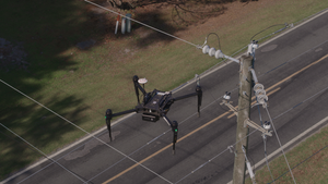 Precision Hawk Drone