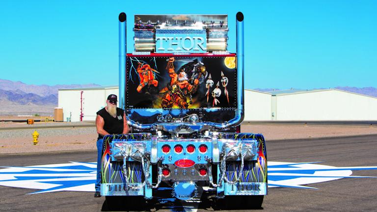 Mother Of Metal American Trucker