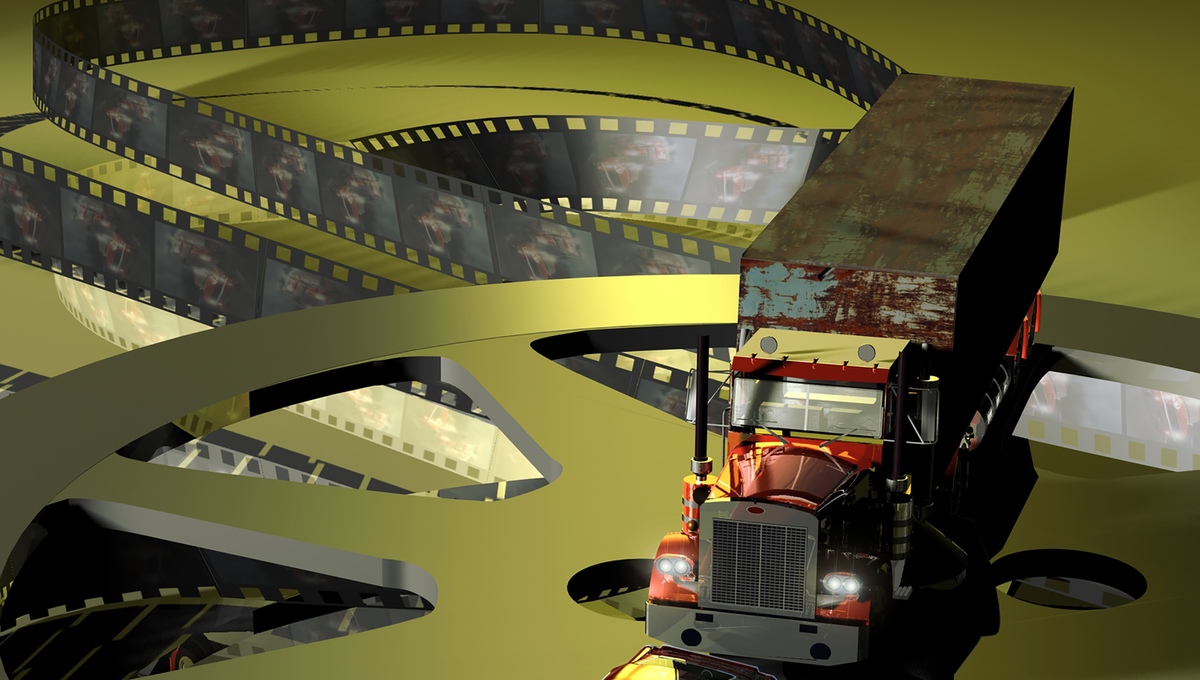 Trucks Blockbuster Movie Roles From 2010 To 2020 American Trucker